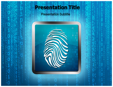 Encryption Security Powerpoint Templates