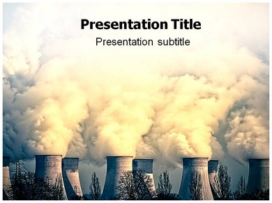 Air Pollution 1 Powerpoint Templates