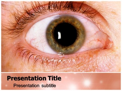 Glaucoma Powerpoint Templates