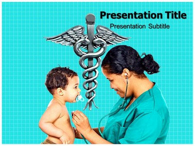 Pediatric Care Powerpoint Templates