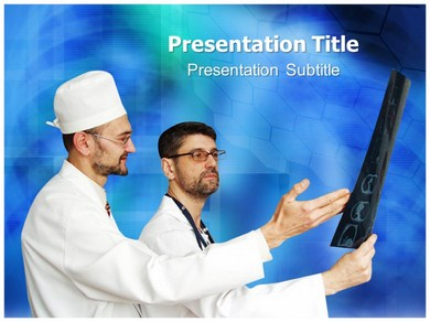 X Ray Tech Powerpoint Templates