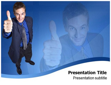 Positive Attitude Powerpoint Templates