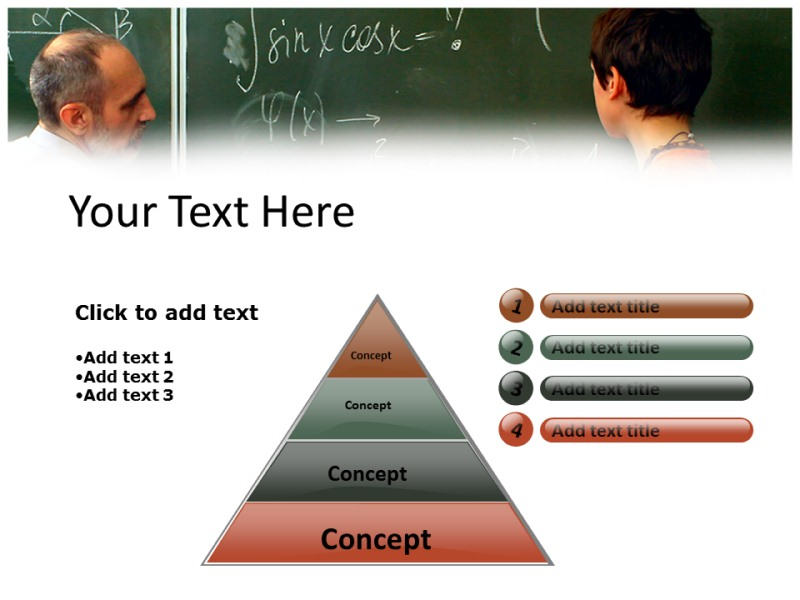 Mathematics Teaching Methods Powerpoint Templates