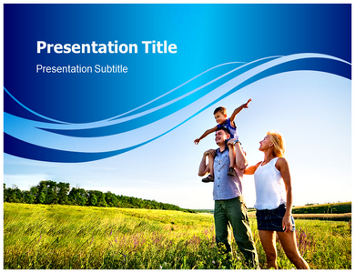 Outdoor Products Powerpoint Templates