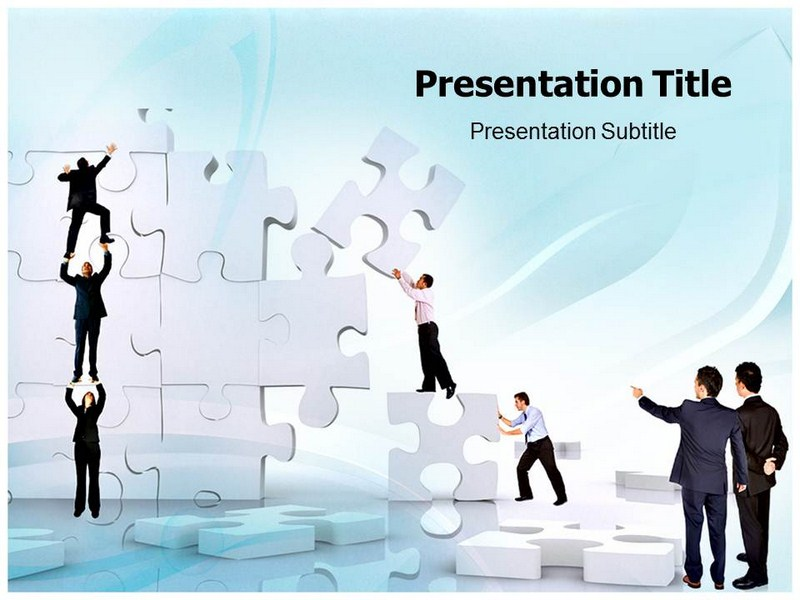 Work Organization Ppt Powerpoint Templates Powerpoint Template
