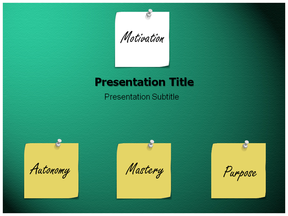 Motivation Powerpoint Templates
