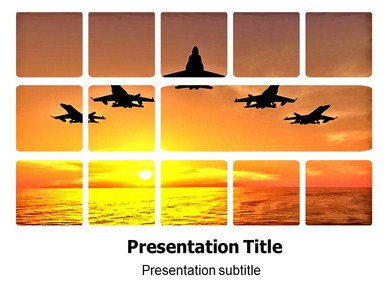 Air Force Powerpoint Templates