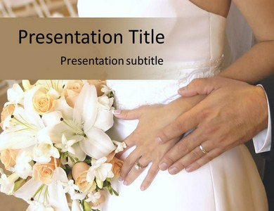 marriage decoration powerpoint templates | marriage powerpoint, Powerpoint templates