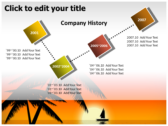Sunrise powerpoint backgrounds download