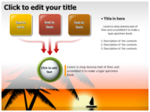 Sunrise powerpoint themes download