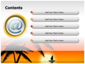 Sunrise ppt templates