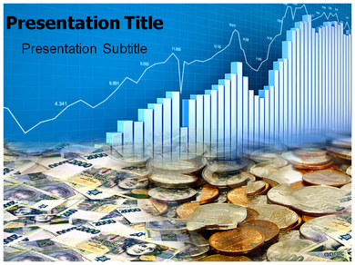 Financial Markets Powerpoint Templates
