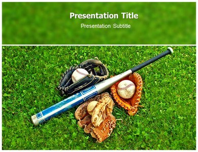 powerpoint templates on baseball refrence | powerpoint on baseball, Powerpoint templates