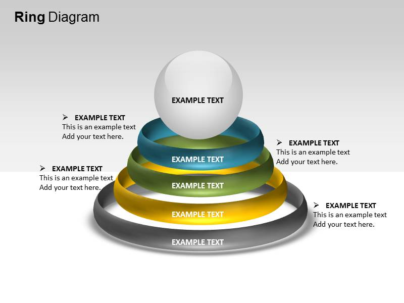 Ring Diagrams Powerpoint Templates