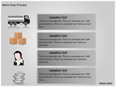 Work Flow Process powerPoint backgrounds