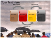 Wet Season powerPoint themes
