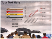 Wet Season powerpoint themedownload