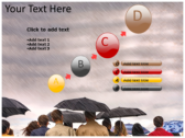 Wet Season powerpoint themeprofessional