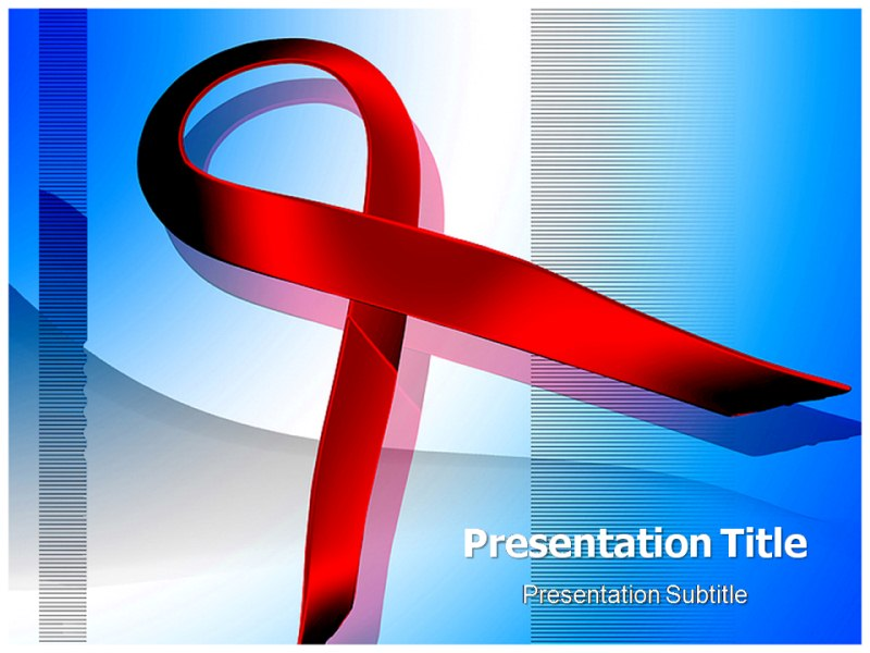 Hiv symbol powerpoint templates powerpoint presentation on hiv my toneelgroepblik Images
