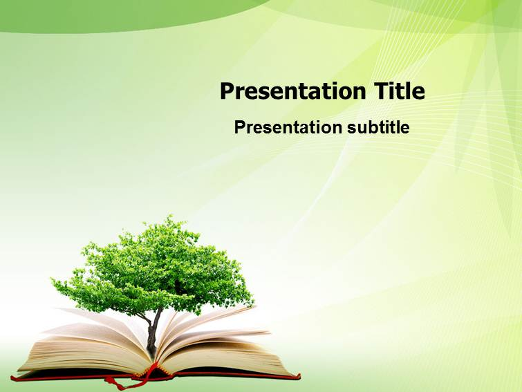Open book powerpoint ppt templates powerpoint template for my toneelgroepblik Image collections