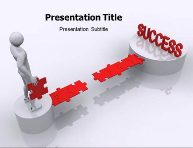 Failure and Success Powerpoint Templates