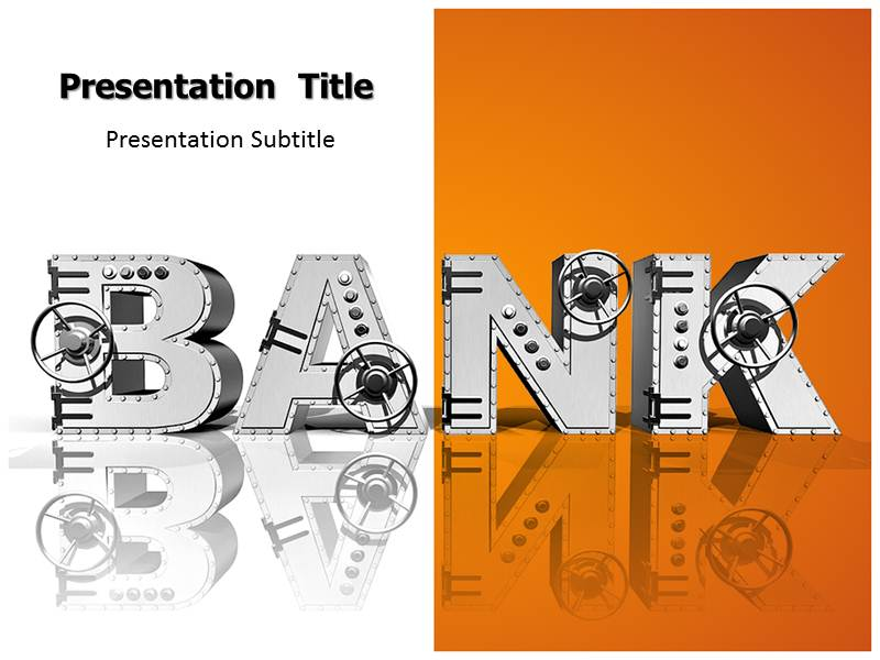 Bank ppt powerpoint templates bank powerpoint templates my toneelgroepblik Gallery