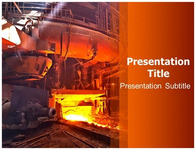 Casting industry Powerpoint Templates