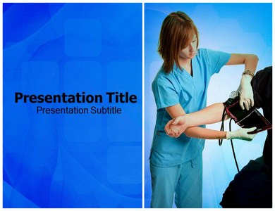 nursing powerpoint (ppt) templates | powerpoint template on, Modern powerpoint