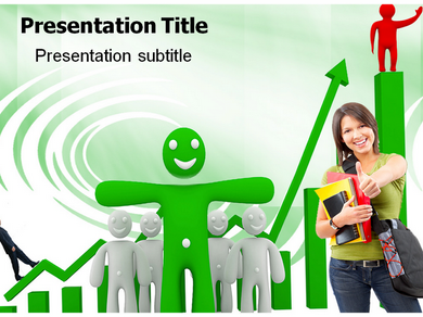 Rule of Success Powerpoint Templates