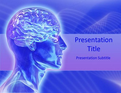 Human-Brain Templates For Powerpoint