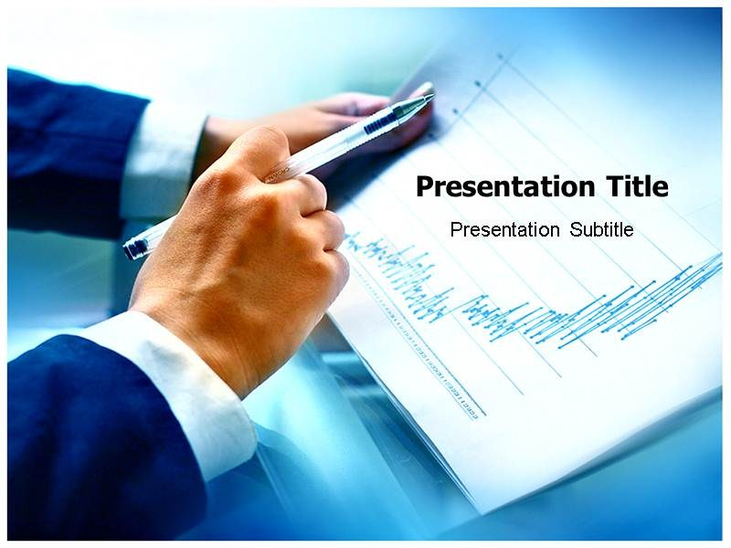 financial planning powerpoint template template powerpoint
