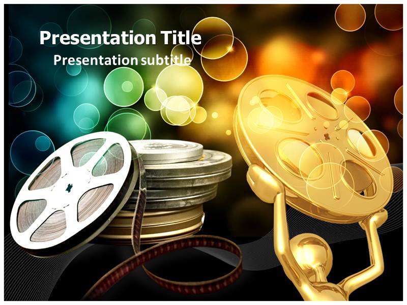 Oscar powerpoint template oscar award powerpoint template my toneelgroepblik Images
