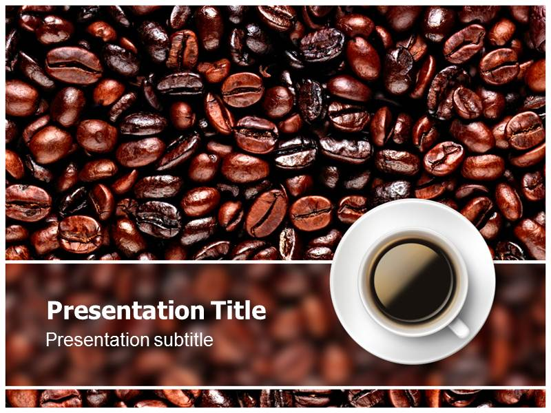 Powerpoint template on starbucks ppt template on starbucks download toneelgroepblik Images