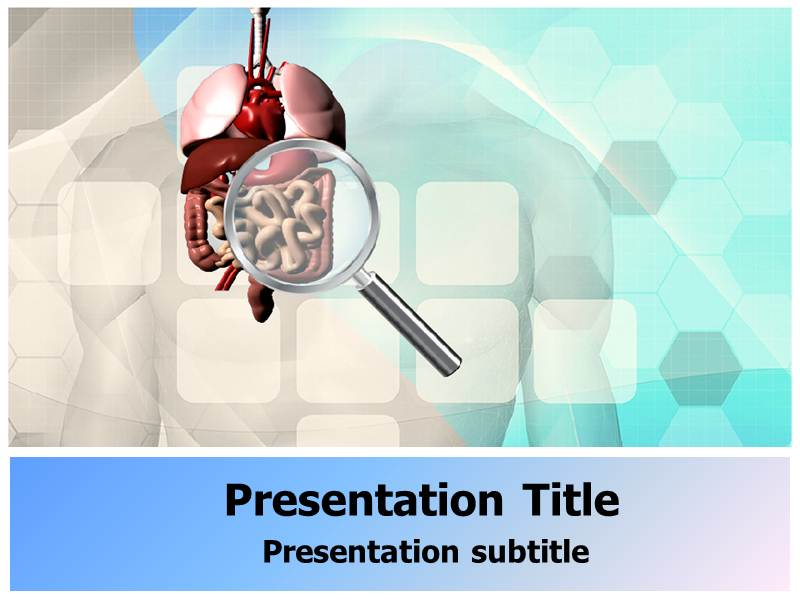 Abdominal Compartment SyndromePowerpoint Template