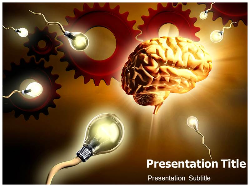 Creative Thinking Templates For Powerpoint