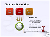 Success Ladder powerpoint themes download