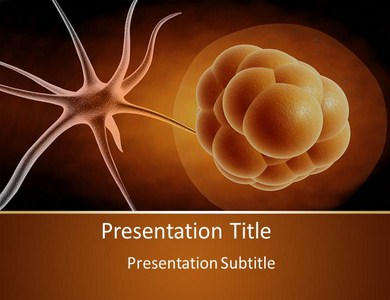 stem cells powerpoint templates | stem cells ppt templates | stem, Modern powerpoint