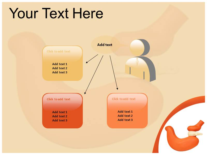 Lap Band Powerpoint Templates