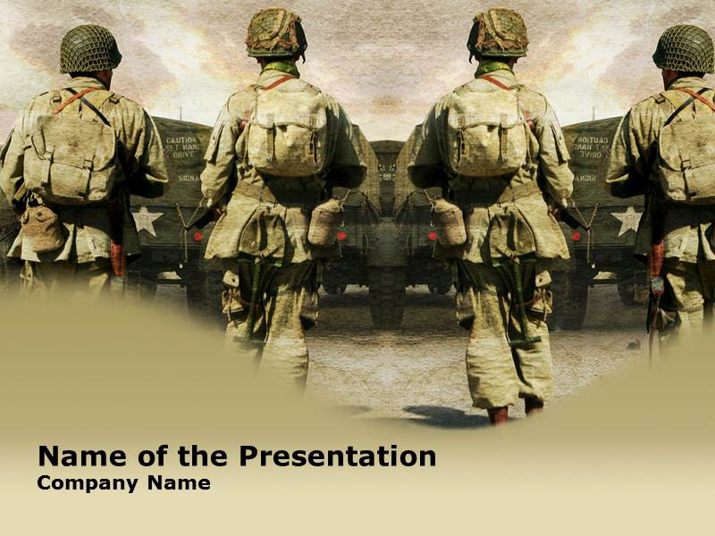 Army Cadets Powerpoint Templates Army Ppt Army Powerpoint