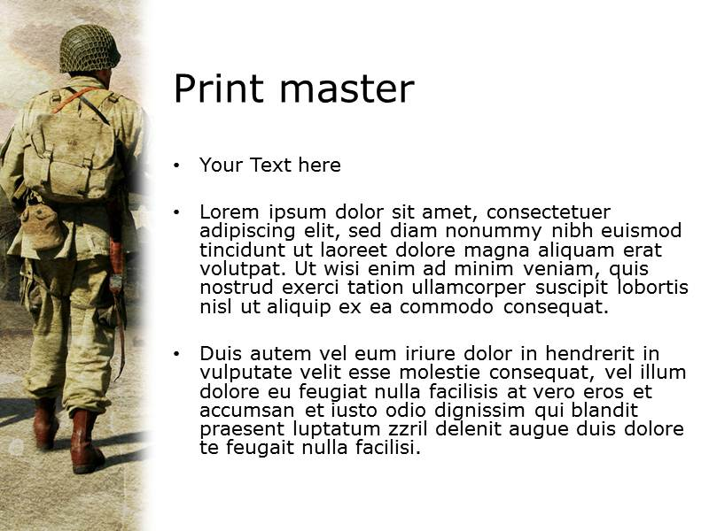 Army cadets powerpoint templates army ppt army powerpoint my toneelgroepblik Image collections