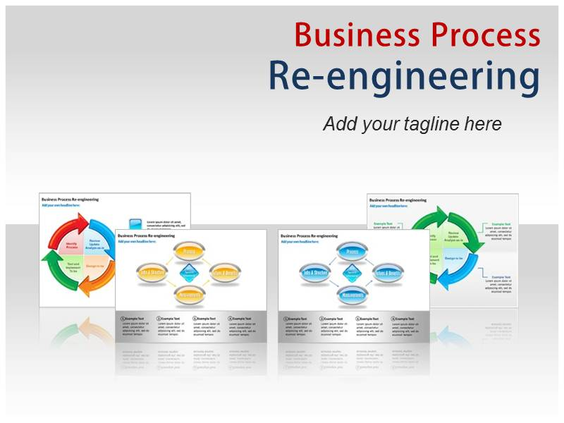 Business process reengineering powerpoint templates ppt business download wajeb Images