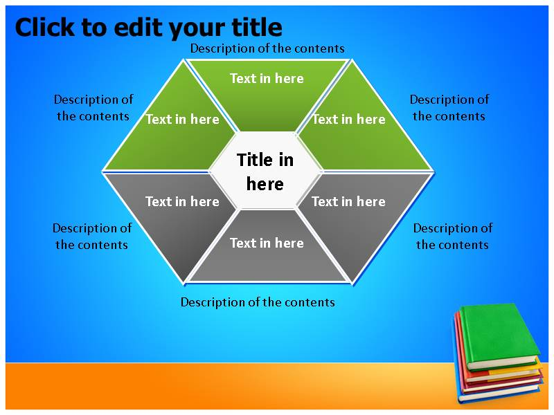 Literature powerpoint ppt template literature templates my toneelgroepblik Image collections