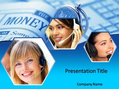 Tech Support Powerpoint Templates