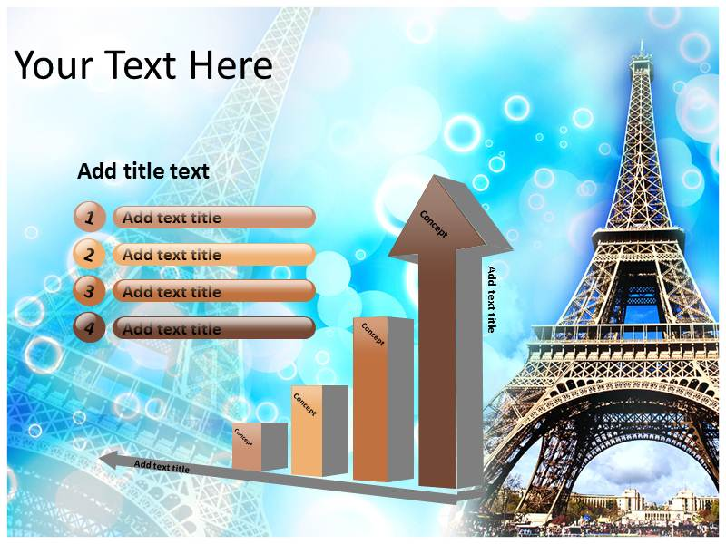 Eiffel Tower Pictures Powerpoint Templates Powerpoint Presentation