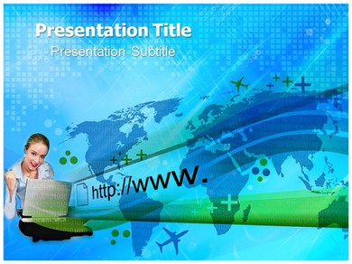 Internet Search Powerpoint Templates