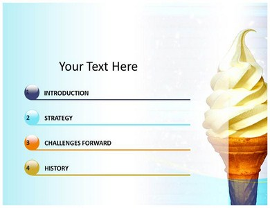 ice cream flavour powerpoint ppt template ice cream ppt template