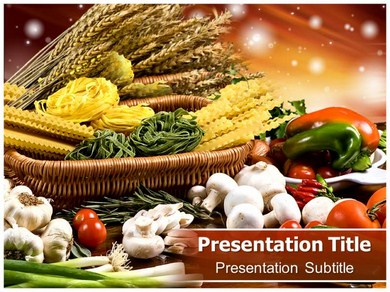 Carbohydrates Powerpoint Templates
