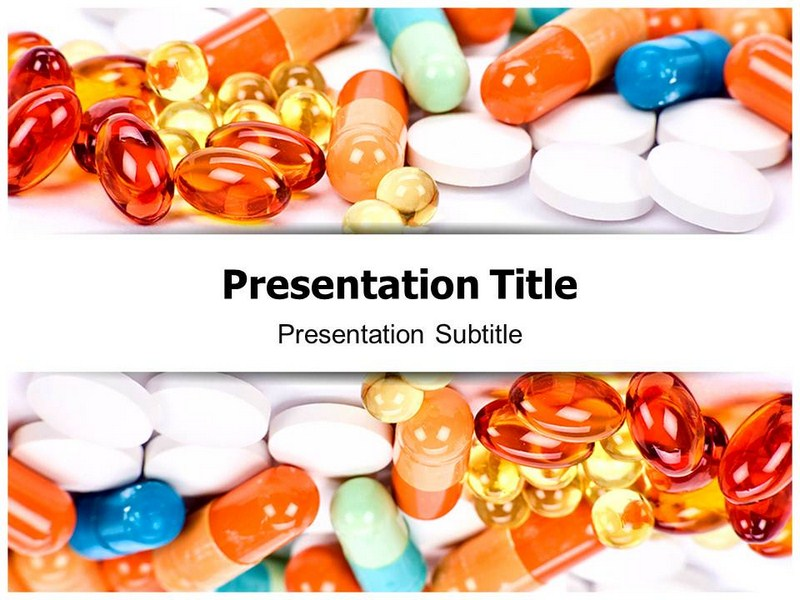 Free Powerpoint Pharmaceuticals Templates And Backgrounds