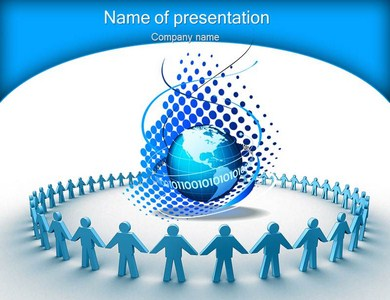 Global Unity Powerpoint Templates