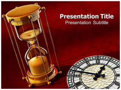 Time Value Powerpoint Templates